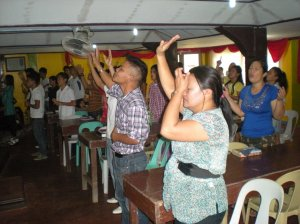 Bro Edmar, Sis Medlyn Bible Sch. 7-12