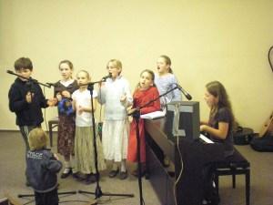 Czech Children Praise