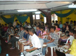 Bible School Students