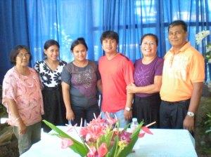 Rudy's Family