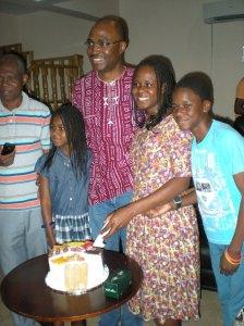 Akin, Moyo & Family