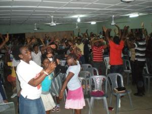 Dancing & Praising