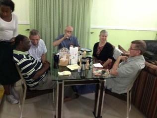 Lekki Meal at Br. Uwak's