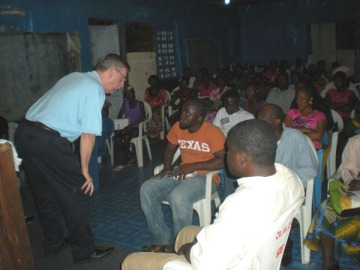 Monrovia Meeting