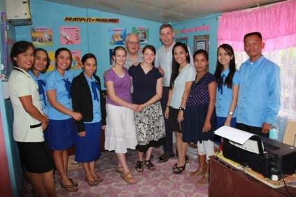 School Staff & Ministry