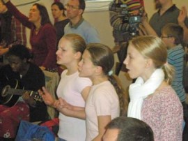Young Praisers