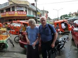 Mark & Rita @ Busy Butuan City