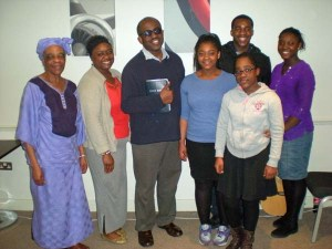 Kayode & Bola Family