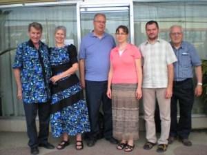 Ministry Team Summer 20151