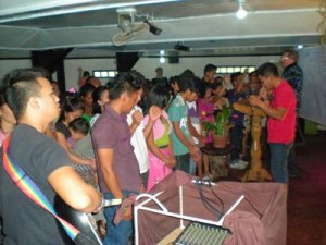 Prayer for Bible School Students1