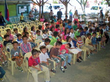 Children's Crowd