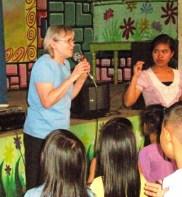 Rita Teaching Song