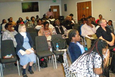 Luton Conference