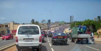 Togo, the City