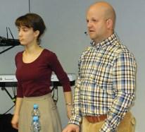 Martin & Translator Lucy