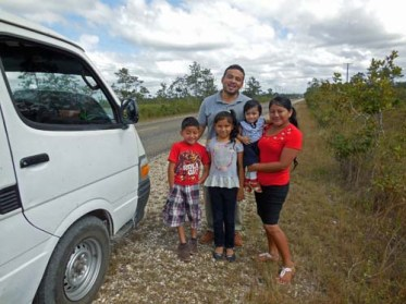 Li's Family Stranded