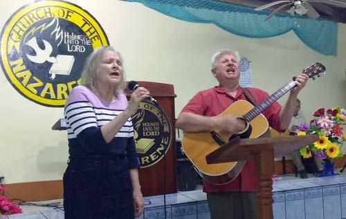 Rita & Jim Praise