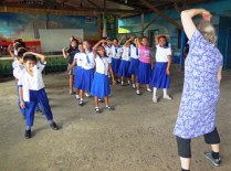 Rita Teaches Exercise