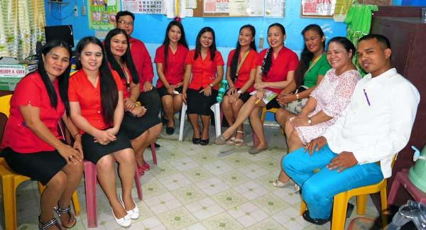 Teacher's Meeting